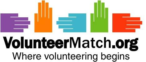 Check us out on Volunteermatch.org